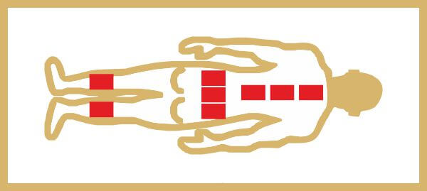 Как ставить горчичники РУДАЗ при заболеваниях суставов и позвоночника